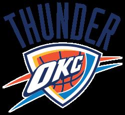 Oklahoma City Thunder Png - Oklahoma City Thunder Logo.png, Transparent background PNG HD thumbnail