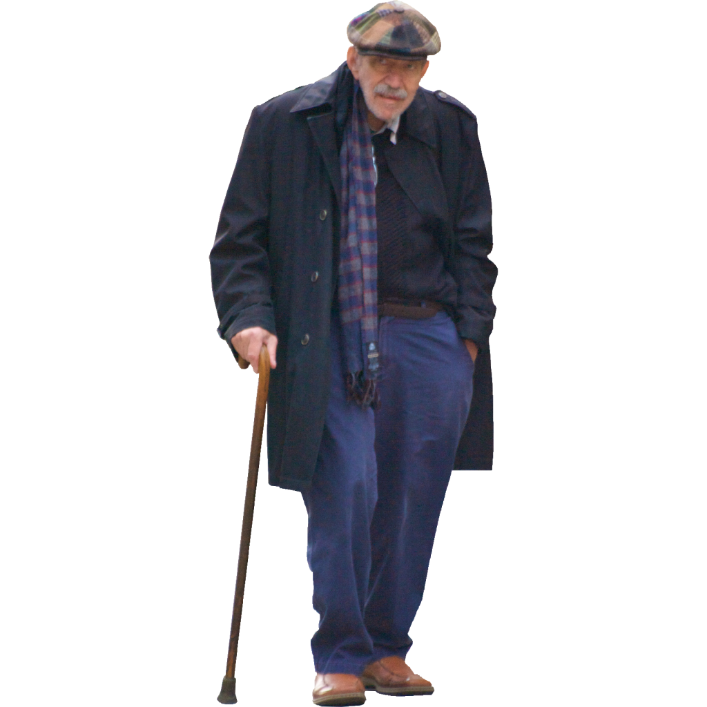 Old Man Standing Png - By Ed Yourdon 1024X1024.png Hdpng.com , Transparent background PNG HD thumbnail