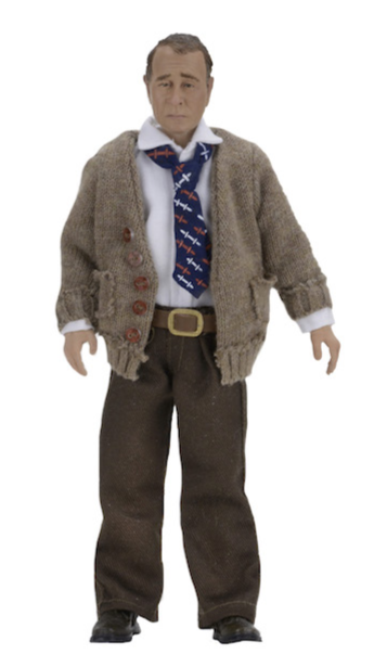 Old Man Standing Png - Neca Old Man Clothed Figure, Transparent background PNG HD thumbnail