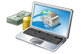 Online Banking Services - Online Banking, Transparent background PNG HD thumbnail