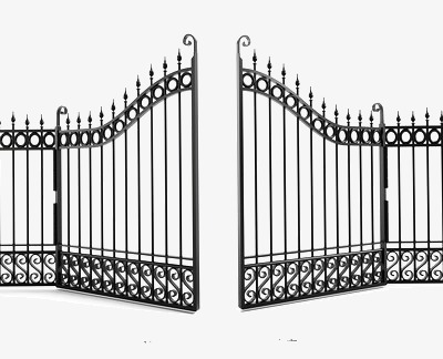 Open Gate PNG