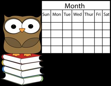 Owl Calendar Png - Owl Calendar, Transparent background PNG HD thumbnail