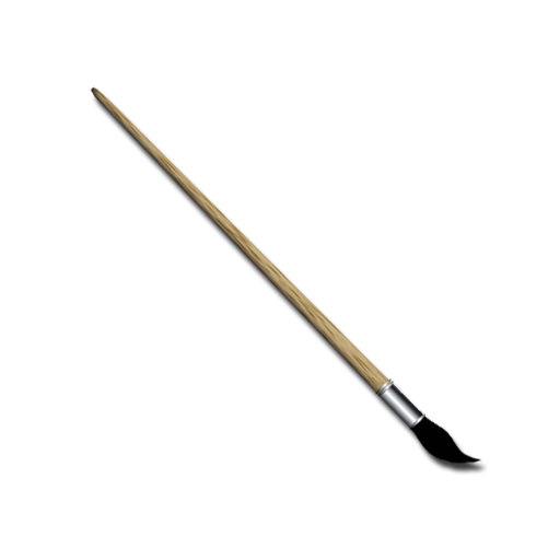 Paint Brush By: Icebabee   Rocketdock Hdpng.com - Paint Brush, Transparent background PNG HD thumbnail