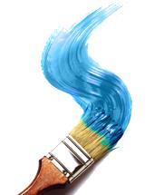 Paint Brush Png Image - Paint Brush, Transparent background PNG HD thumbnail