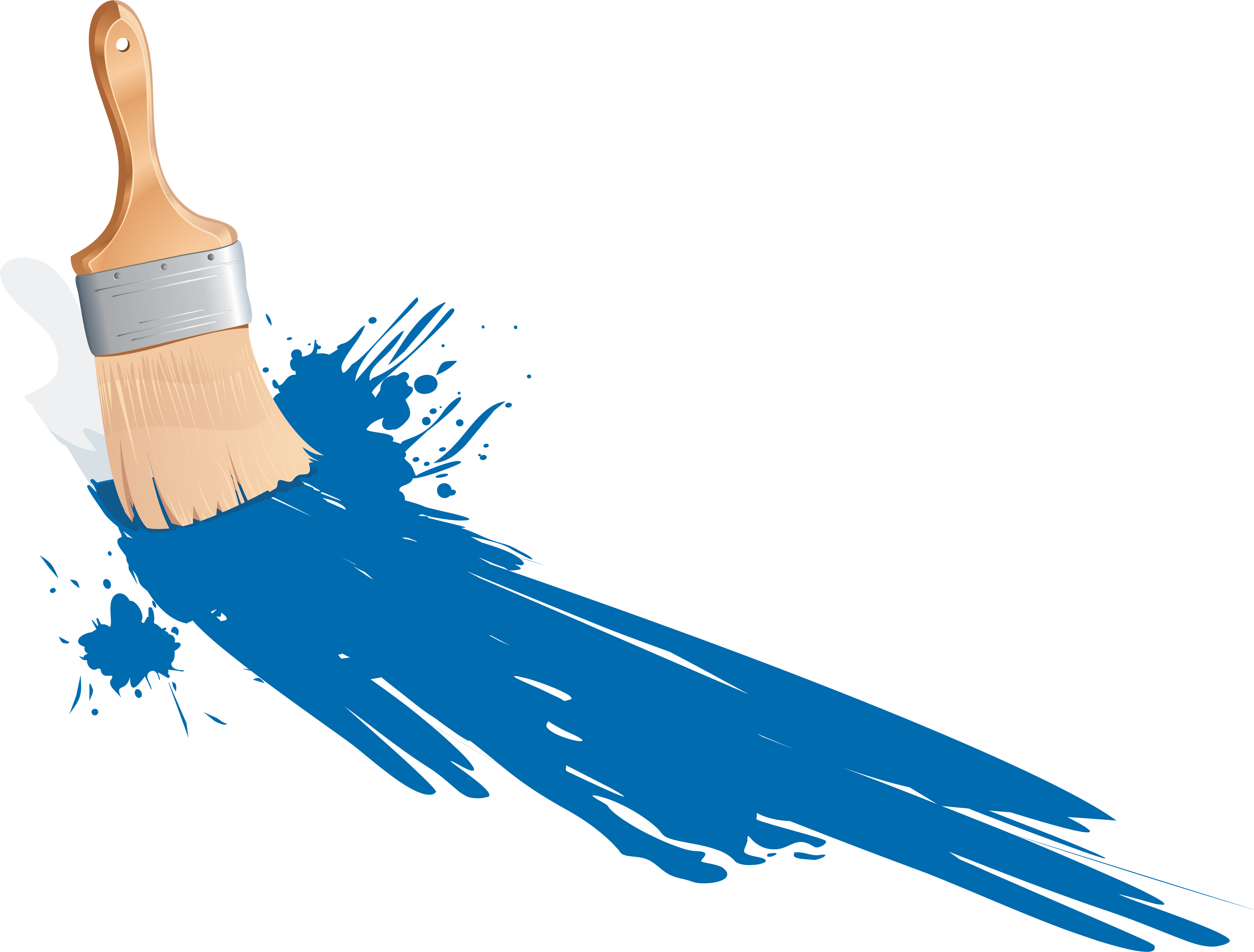Paint Brush Png Image Png Image - Paint Brush, Transparent background PNG HD thumbnail