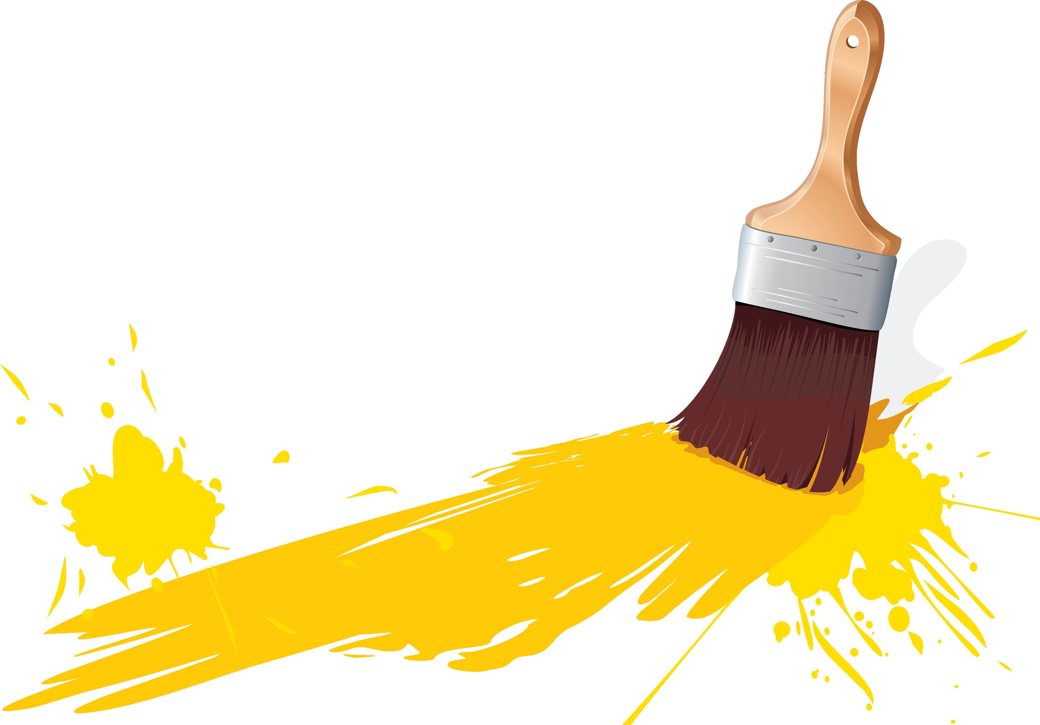 Paintbrush Png Image #20009 - Paint Brush, Transparent background PNG HD thumbnail