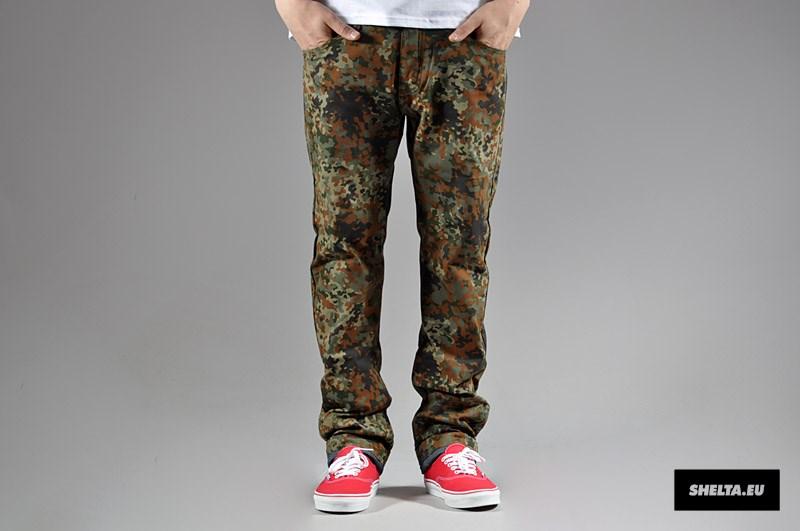 10 Deep Canvas 6 Pockets Pants - Pants, Transparent background PNG HD thumbnail