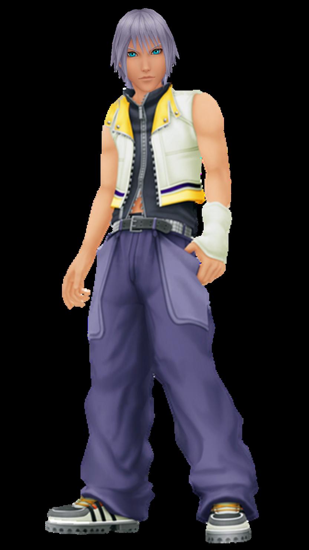 Kingdom Hearts 3D Dream Drop Distance Images Riku Short Hair Face Version Hd Wallpaper And Background Photos - Pants, Transparent background PNG HD thumbnail