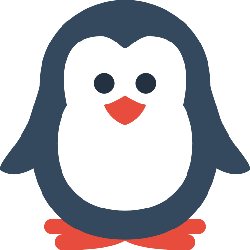Penguin Icon - Penguin, Transparent background PNG HD thumbnail