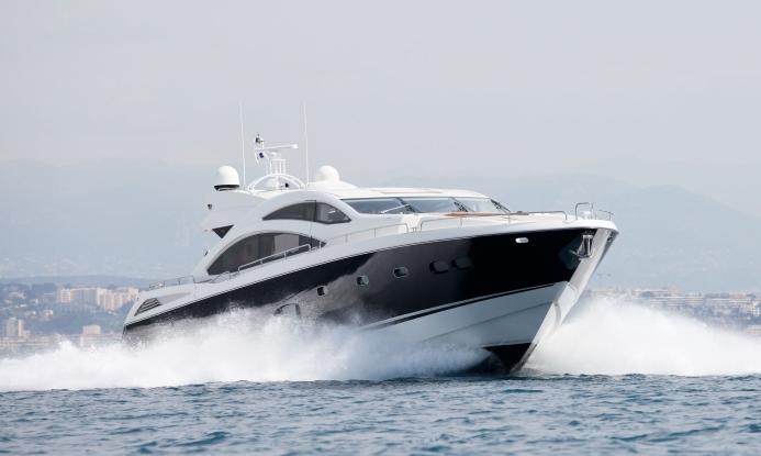 Phantom Luxury Charter Yacht - Yacht, Transparent background PNG HD thumbnail