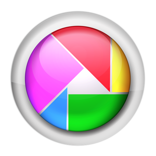 Picasa Icon 512X512 Png - Picasa, Transparent background PNG HD thumbnail