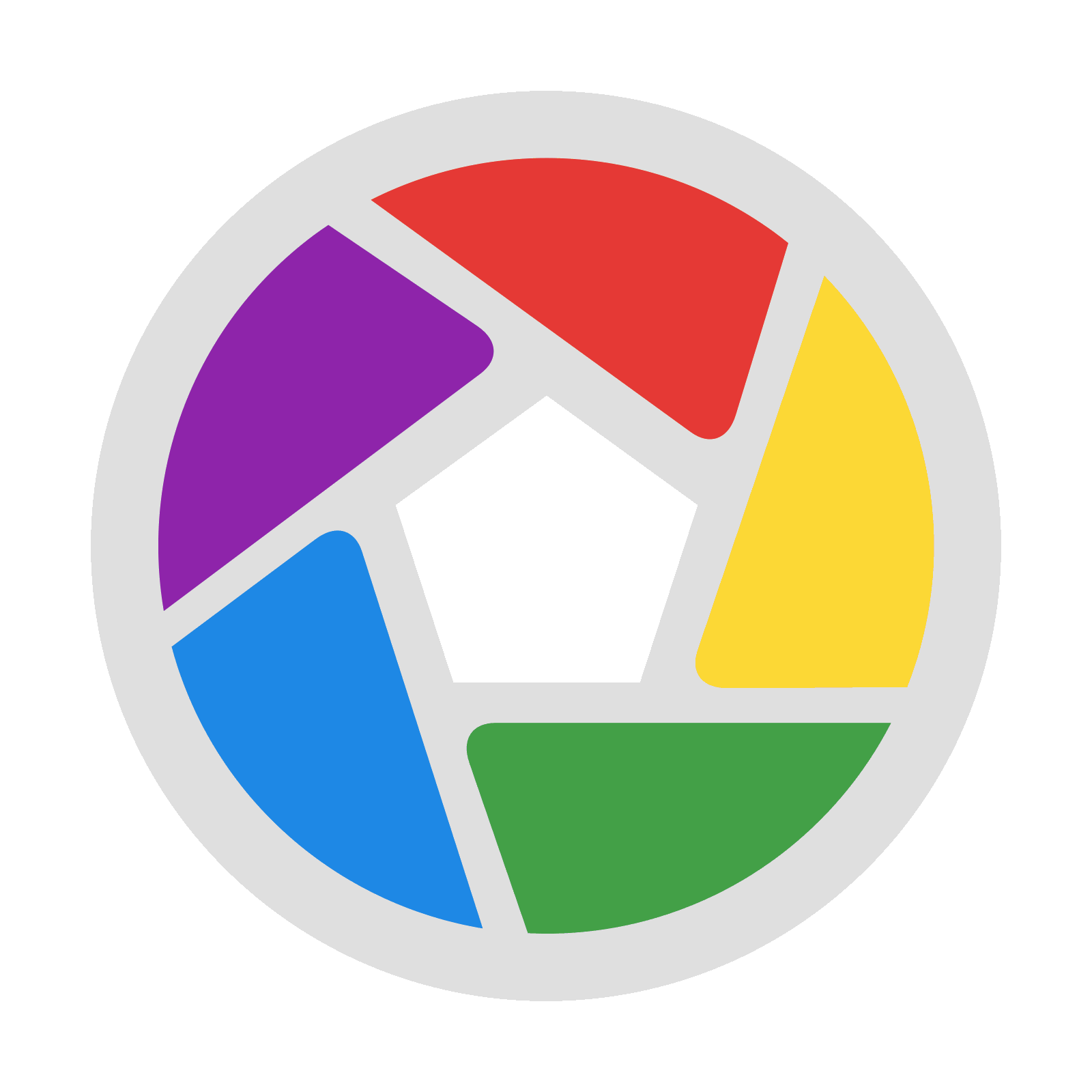 Picasa Icon. Png 50 Px - Picasa, Transparent background PNG HD thumbnail