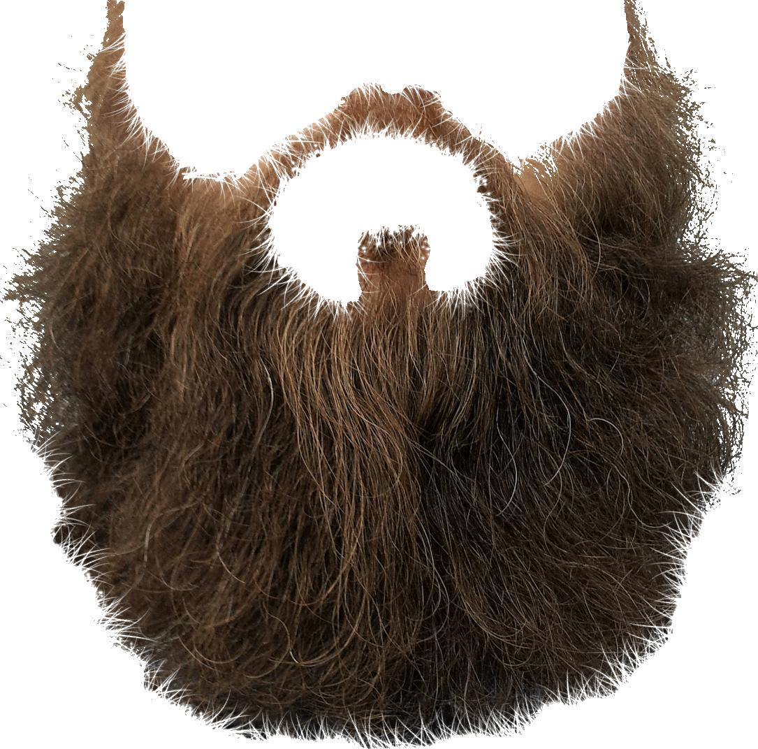 Pirate Beard PNG