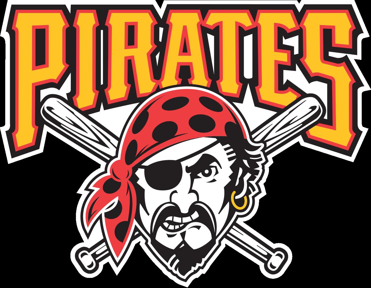 Pittsburgh Pirates Logo Vector PNG