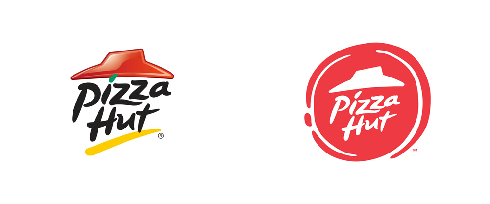 Brand New: New Logo And Identity For Pizza Hut By Deutsch La - Pizza Hut, Transparent background PNG HD thumbnail