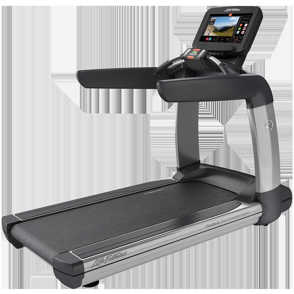 Platinum Club Series Treadmill - Treadmil, Transparent background PNG HD thumbnail