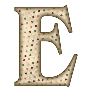 Png Alphabet Letter E On Burlap - Alphabet Letters, Transparent background PNG HD thumbnail