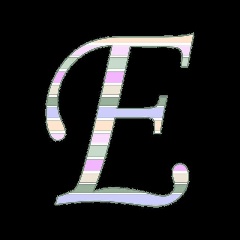 Png Alphabet Letter E On Burlap - Capital Letter E.png (800×800), Transparent background PNG HD thumbnail