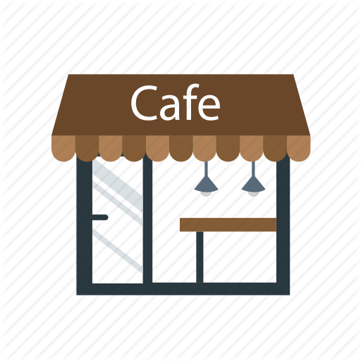 Png Coffee Shop - Cafe, Coffee Shop, Restaurant, Shop, Store Icon, Transparent background PNG HD thumbnail