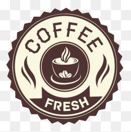 Png Coffee Shop - Coffee Shop Label Vector Eps, Continental, Retro, Coffee Shop Label Png And Vector, Transparent background PNG HD thumbnail