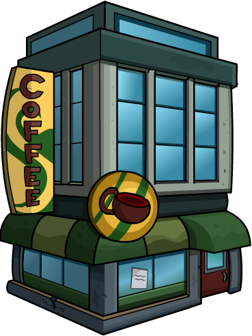Png Coffee Shop - Coffee Shop Marvel.png, Transparent background PNG HD thumbnail