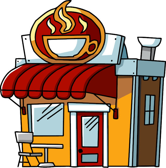 Png Coffee Shop - Coffee Shop.png, Transparent background PNG HD thumbnail