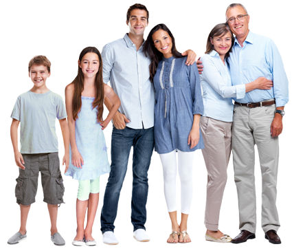 Happy Family Png 8 - Family Picture, Transparent background PNG HD thumbnail