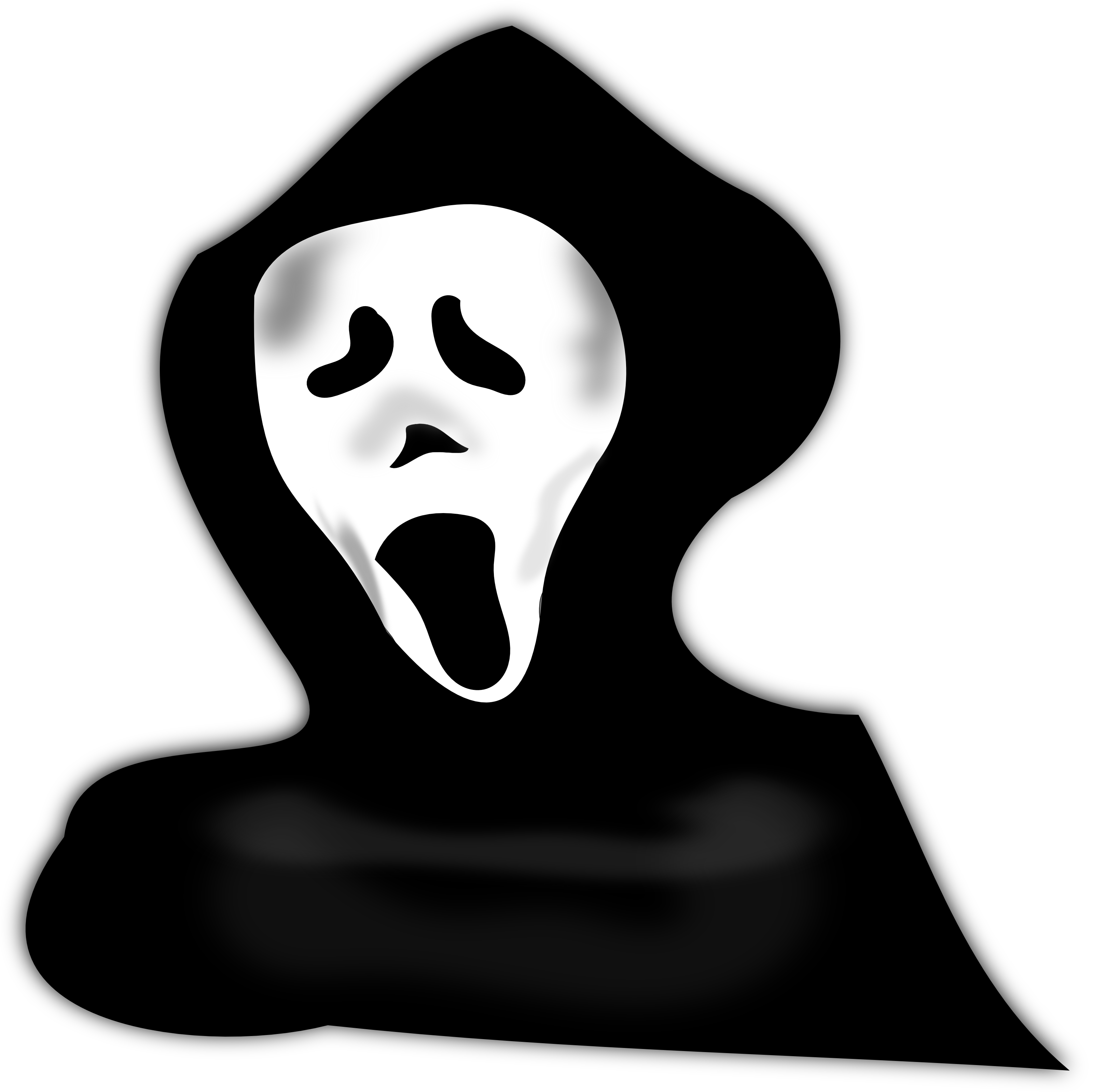 Png File Name: Halloween Ghost Hdpng.com  - Ghost, Transparent background PNG HD thumbnail