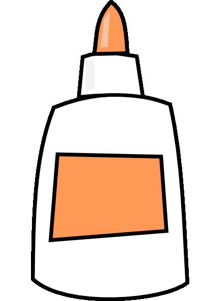 PNG Glue Bottle