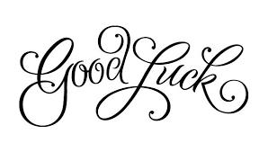 Good Luck Banner - Good Luck, Transparent background PNG HD thumbnail