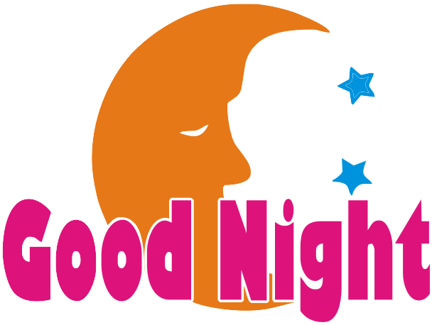 Png Good Night - Good Night Logo, Transparent background PNG HD thumbnail