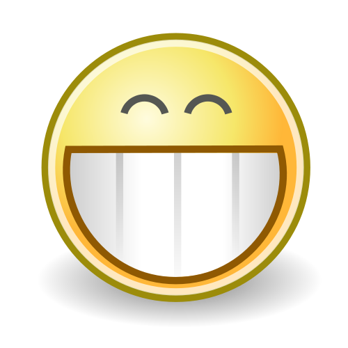 PNG Grin