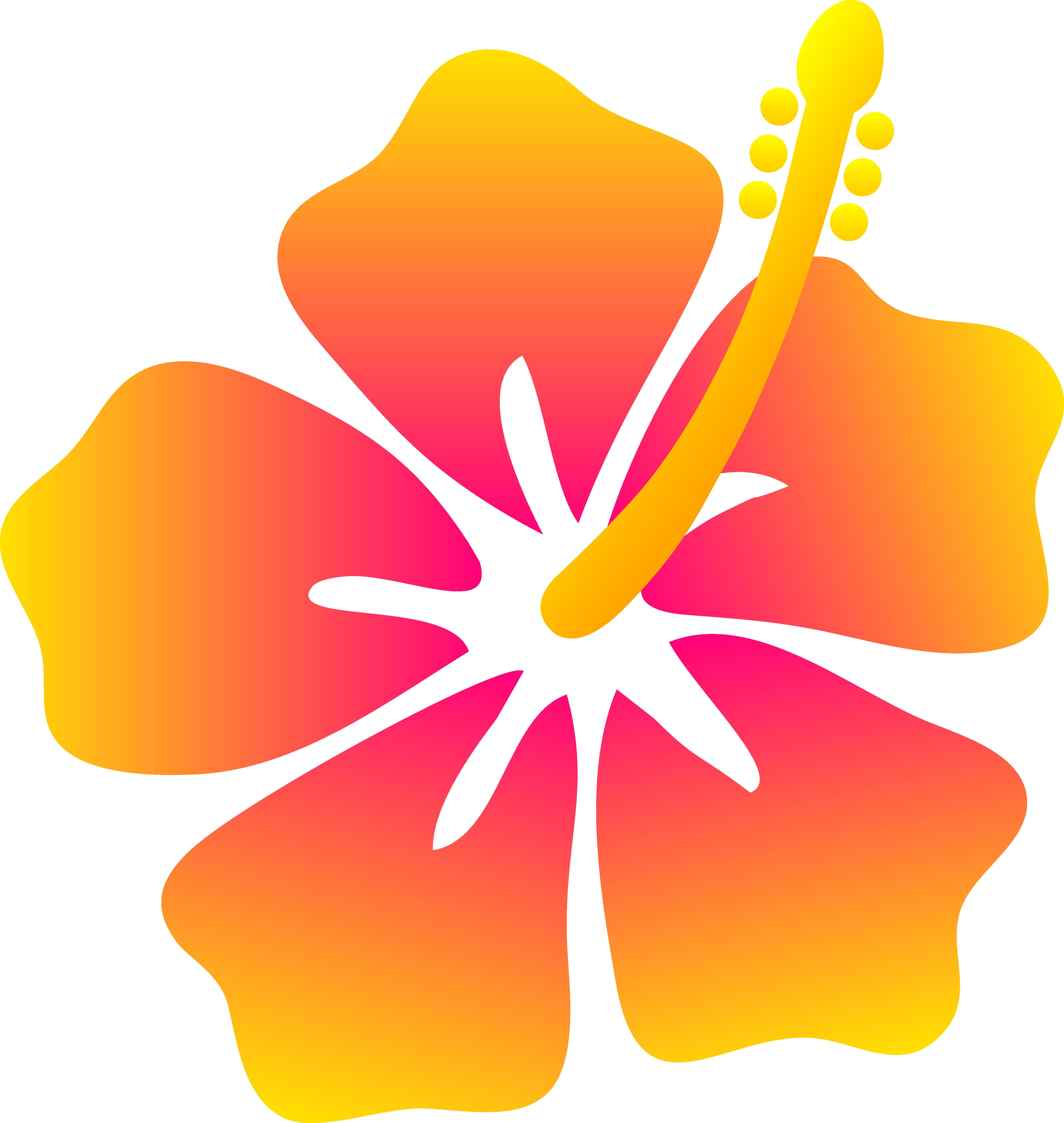 Hawaii Png Zeer Groot | Hawaii | Clipart Library - Hawaiian Flower, Transparent background PNG HD thumbnail