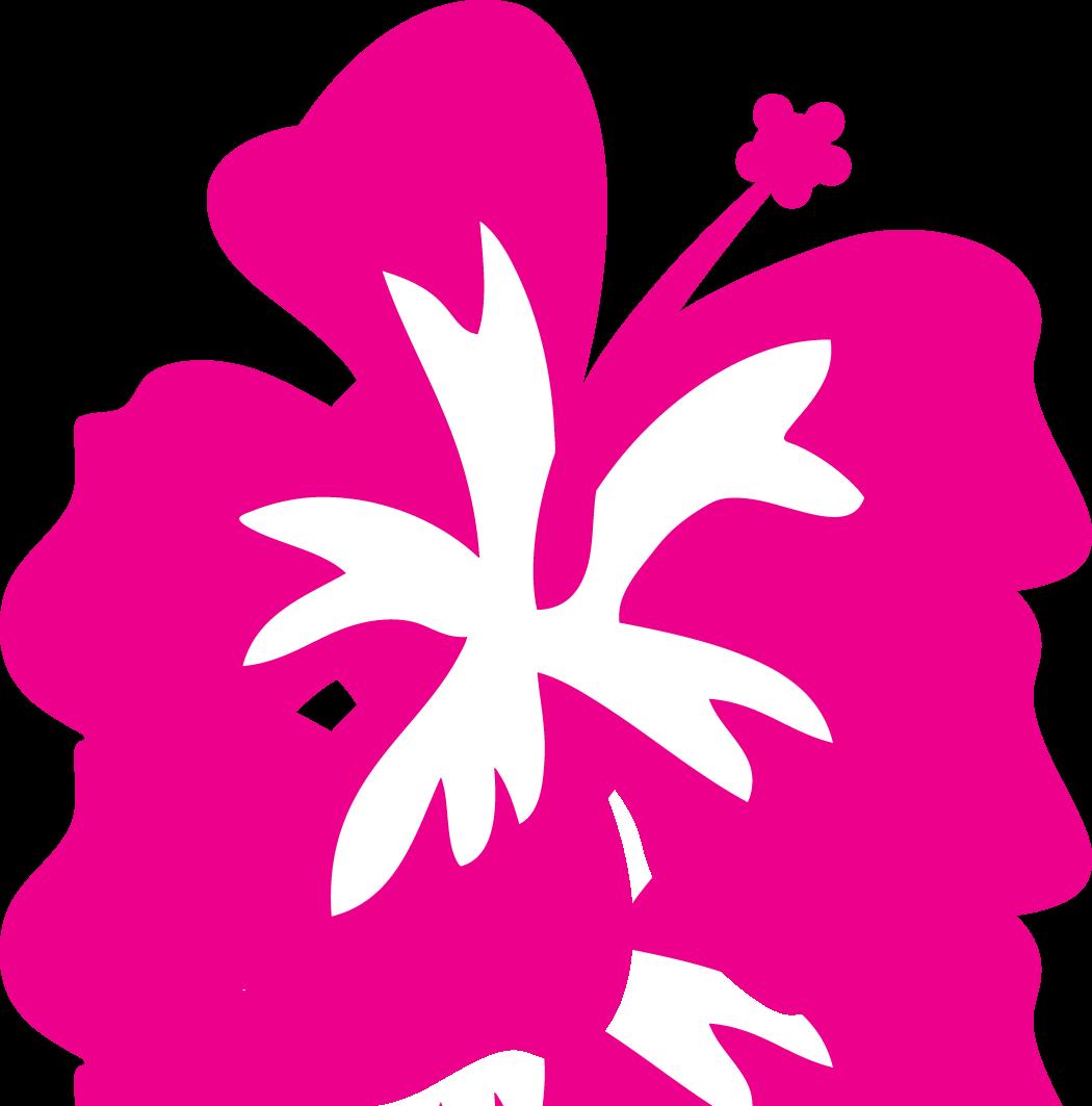 Hawaiian Flower Plumeria Flower Clip Art Clipart Bay - Hawaiian Flower, Transparent background PNG HD thumbnail