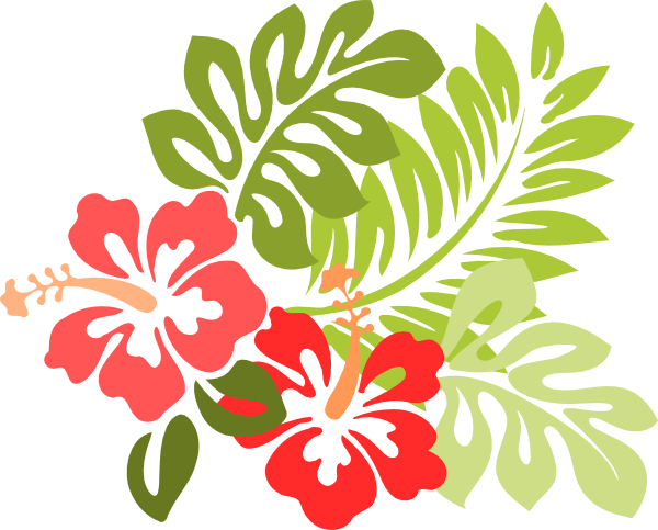 Http://www.clker Pluspng.com/cliparts/q/v/y/x/v/g/hibiscus Hi.png | Crafts | Pinterest | Clip Art, Flowers And Stenciling - Hawaiian Flower, Transparent background PNG HD thumbnail