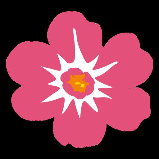 Pink Hawaiian Flower Png - Hawaiian Flower, Transparent background PNG HD thumbnail