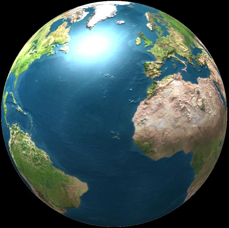 PNG HD Globe