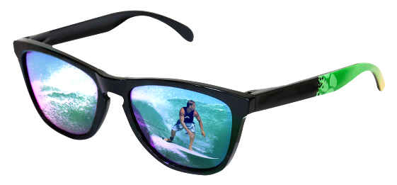 PNG HD Sun With Sunglasses