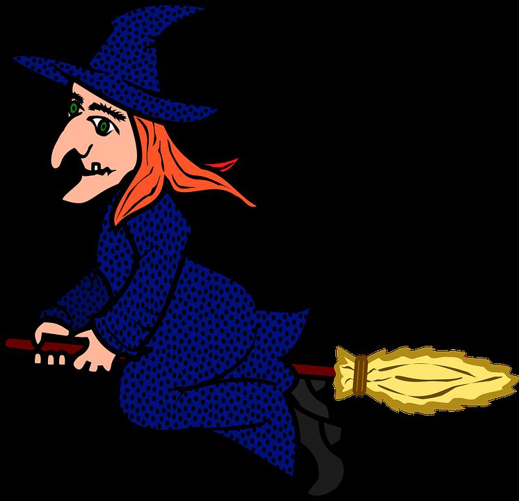 Frau, Halloween, Menschliche, Hexe - Hexe, Transparent background PNG HD thumbnail