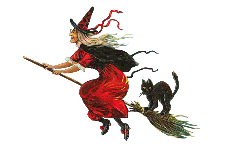 Zu Halloween Verkleiden Sich Jedes Jahr Vor Allem Kinder Als Gespenster, Monster Oder Auch Hexen. Während Wir Diese Heute Als Phantasiegestalten Betrachten, Hdpng.com  - Hexe, Transparent background PNG HD thumbnail