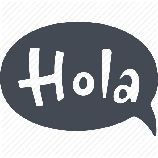 Hello, Hi, Hola, Iberia, Spain, The Country, Tourism Icon - Hola, Transparent background PNG HD thumbnail
