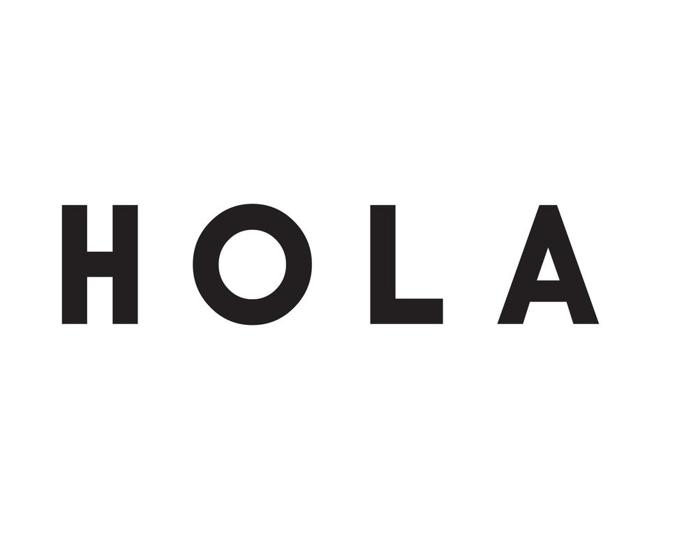 Hola.png - Hola, Transparent background PNG HD thumbnail