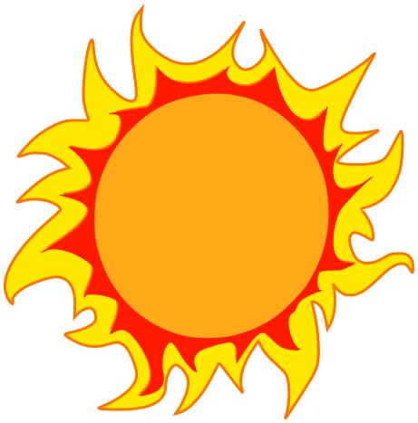 Png Hot Sun - Png Hot Sun Hdpng.com 461, Transparent background PNG HD thumbnail