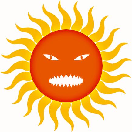 Png Hot Sun - Free Sun Clipart Public Domain Sun Clip Art Images And Graphics, Transparent background PNG HD thumbnail