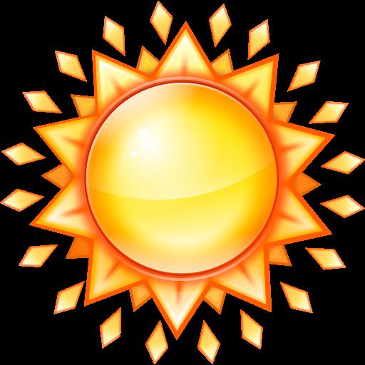 Png Hot Sun - Hot Sun, Transparent background PNG HD thumbnail