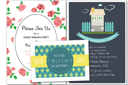 Digital House Warming Invitations For Modern Hosts - House Warming Party, Transparent background PNG HD thumbnail