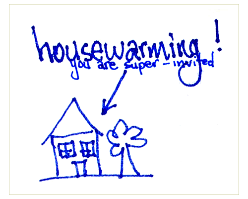 Housewarming Party! - House Warming Party, Transparent background PNG HD thumbnail