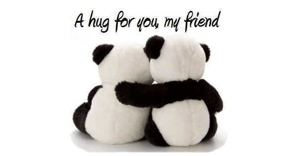 Png Hugs Friends Hdpng.com 600 - Hugs Friends, Transparent background PNG HD thumbnail