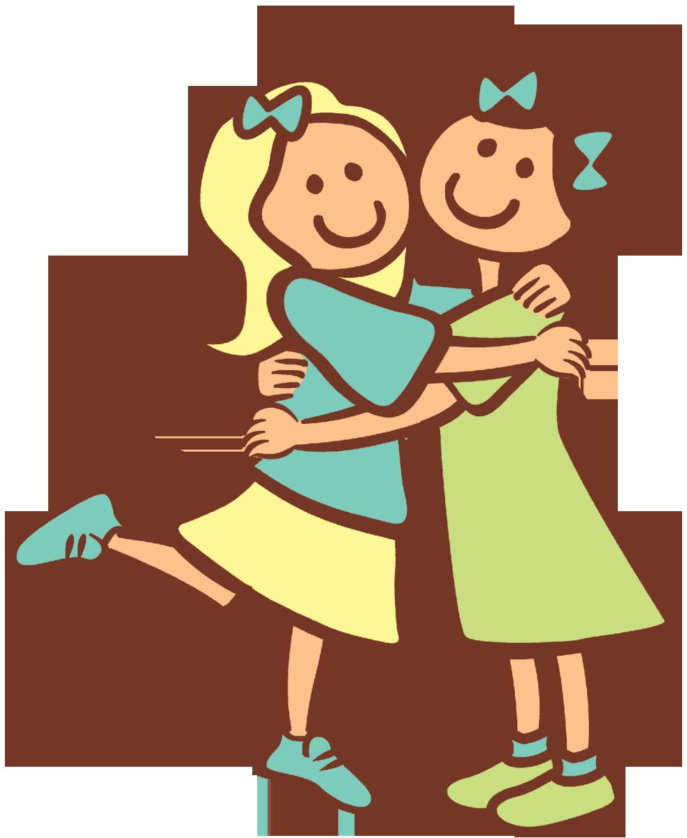 PNG Hugs Friends