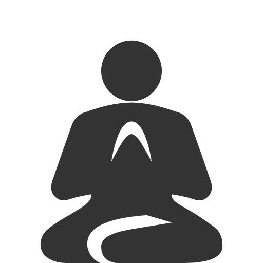 Png Ico Icns More - Meditation, Transparent background PNG HD thumbnail